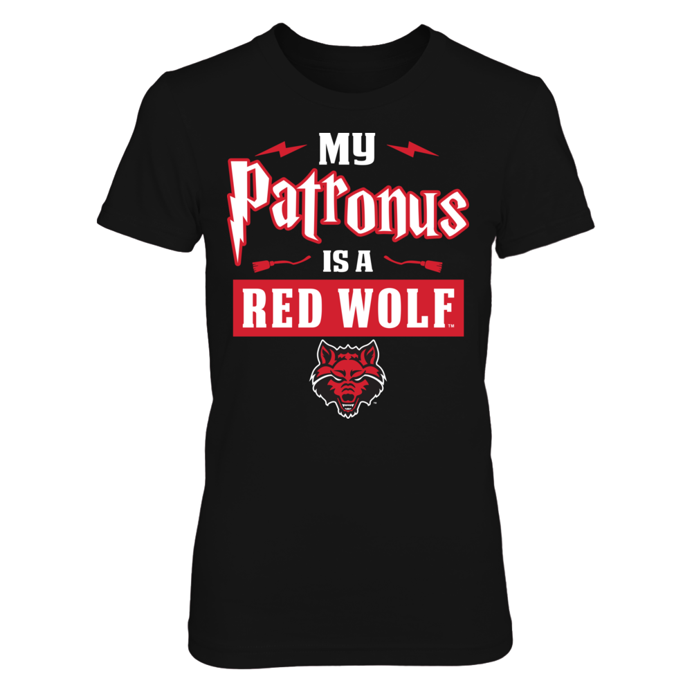 My Patronus Is A Red Wolf Front picture