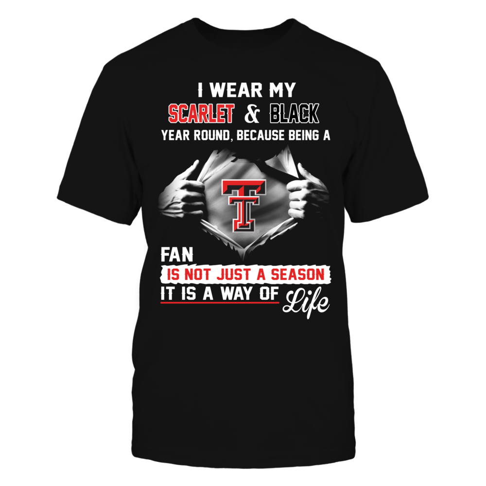 Texas Tech Raiders Life Front picture