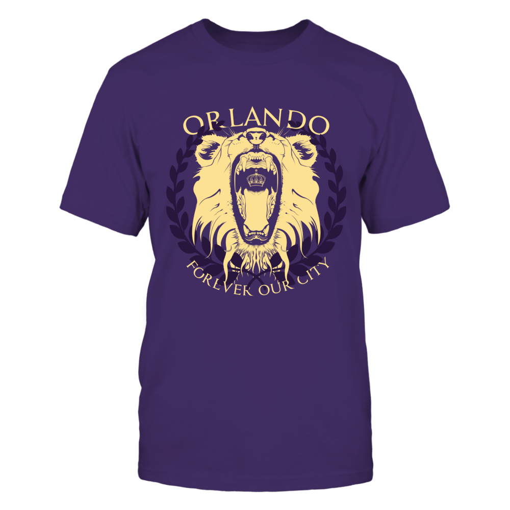 Orlando Forever Our City Front picture