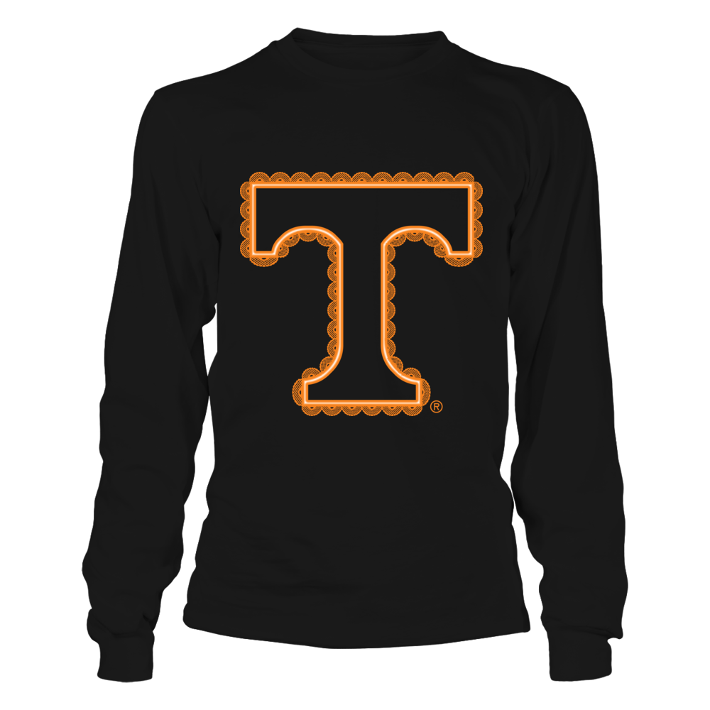 Tennessee Volunteers - Girly Lace Pattern Front picture