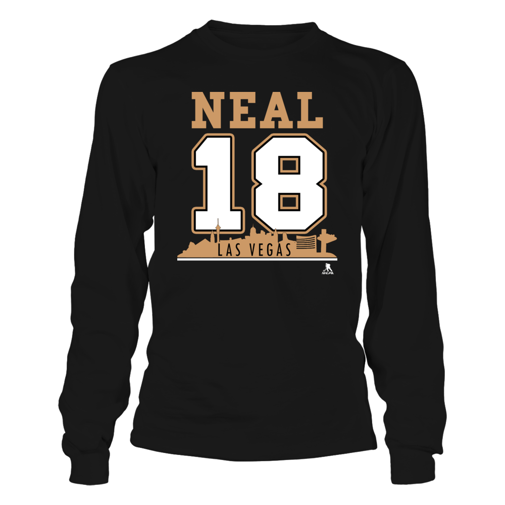James Neal No. 18 - Las Vegas Golden Knights Front picture