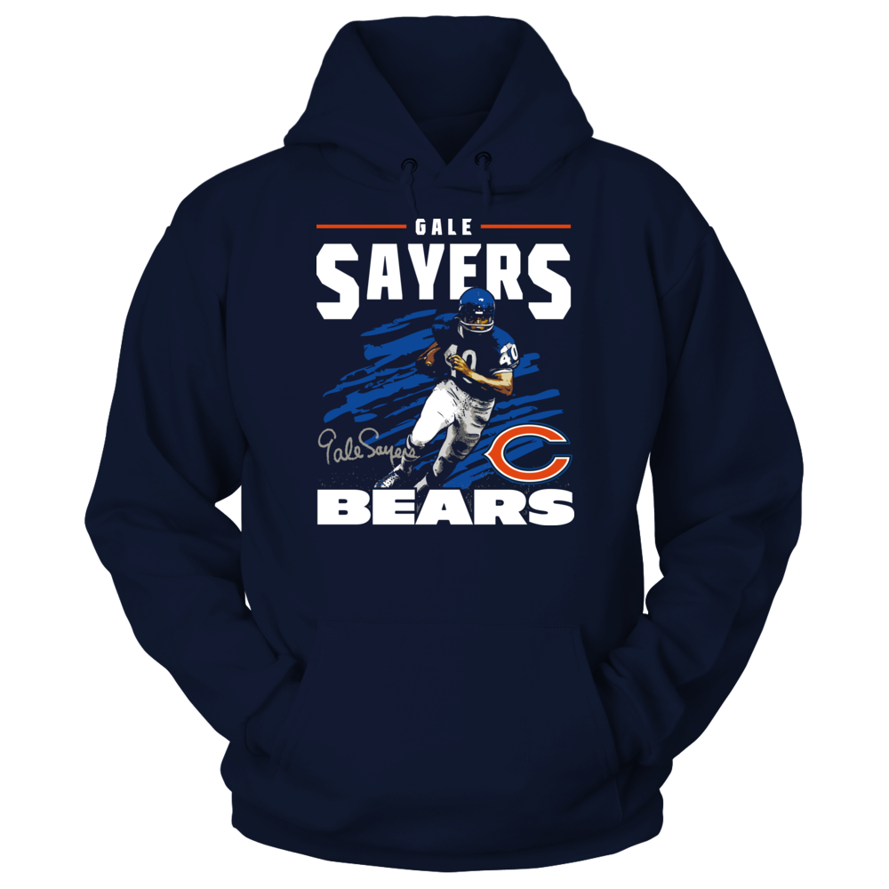 Chicago Bears - Gale Sayers - Player Portrait Front picture