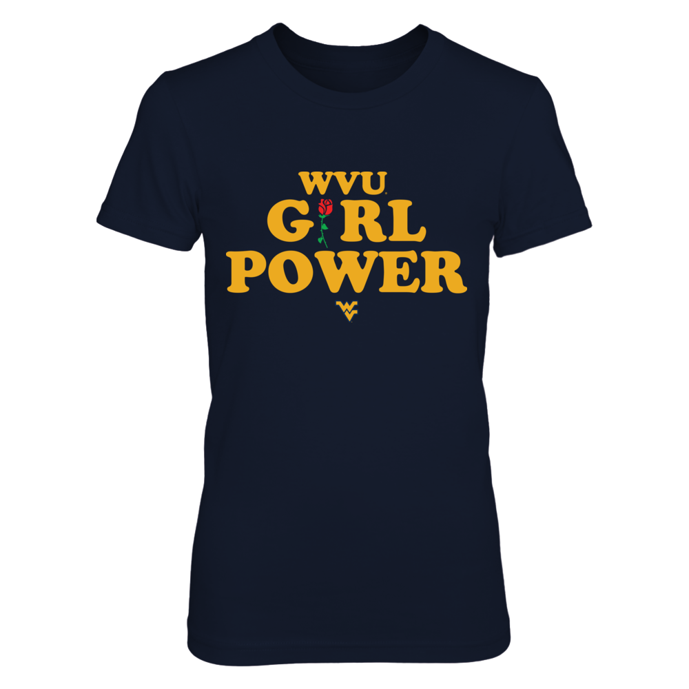 West Virginia Mountaineers - Girl Power Front picture