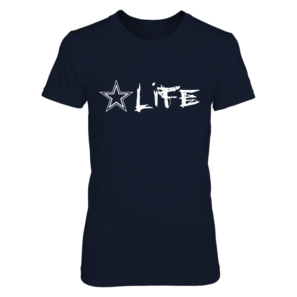 Dallas Cowboys - Star Life Front picture