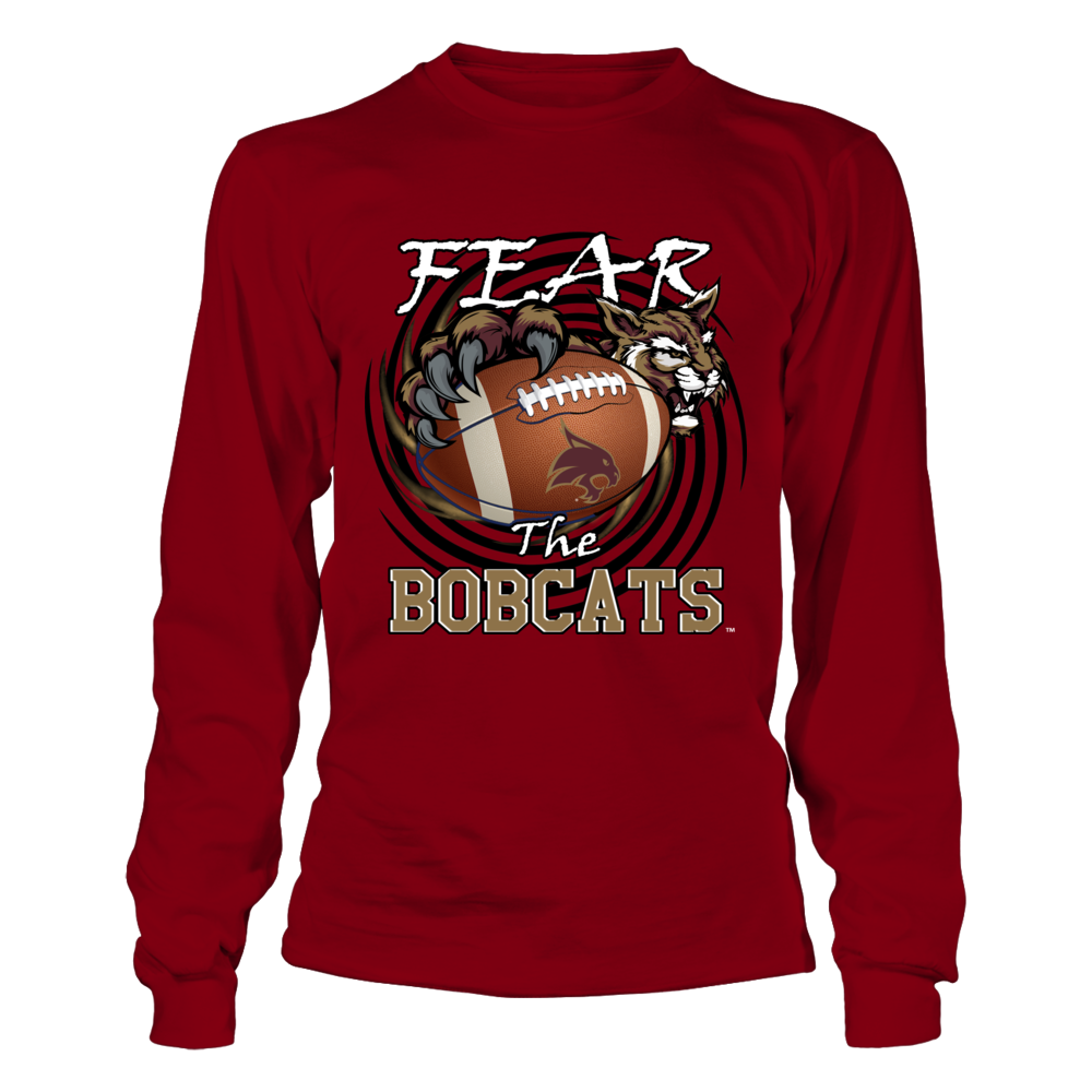 Texas State Bobcats - Fear The Bobcats Front picture