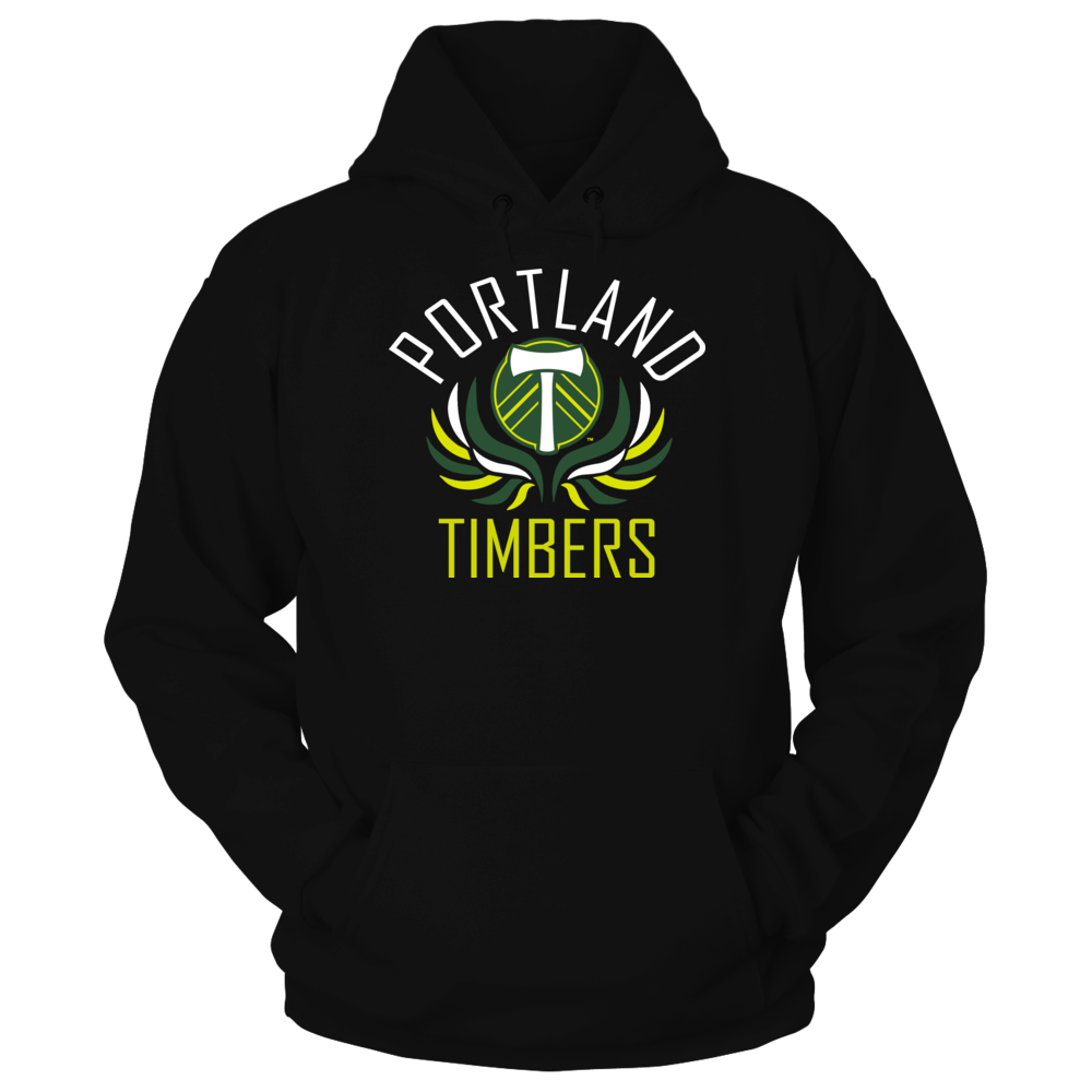 Show Your Timbers Pride With This Limited Edition Design Apparel...Not Available Anywhere Else! Front picture