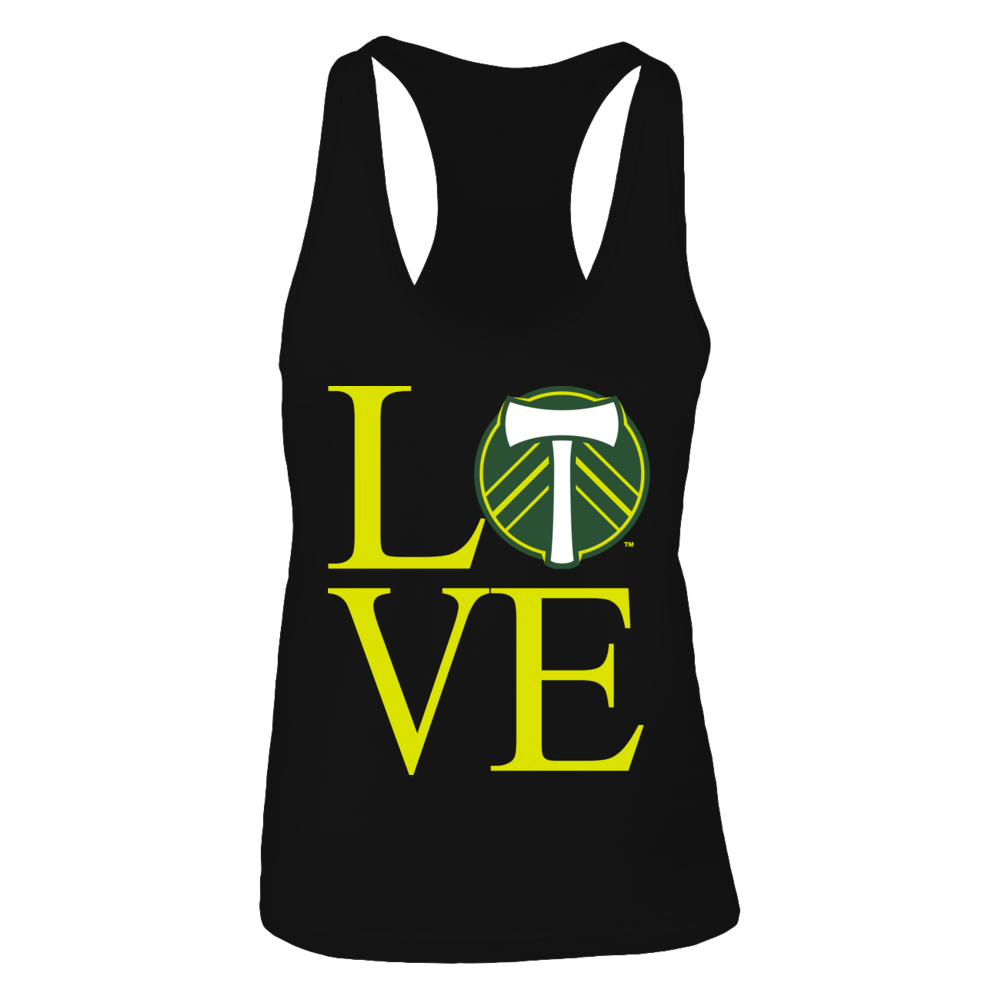 LOVE Timbers | A Simple Design To Display Your Love For The Portland Timbers...Not Avialble In Stores! Front picture