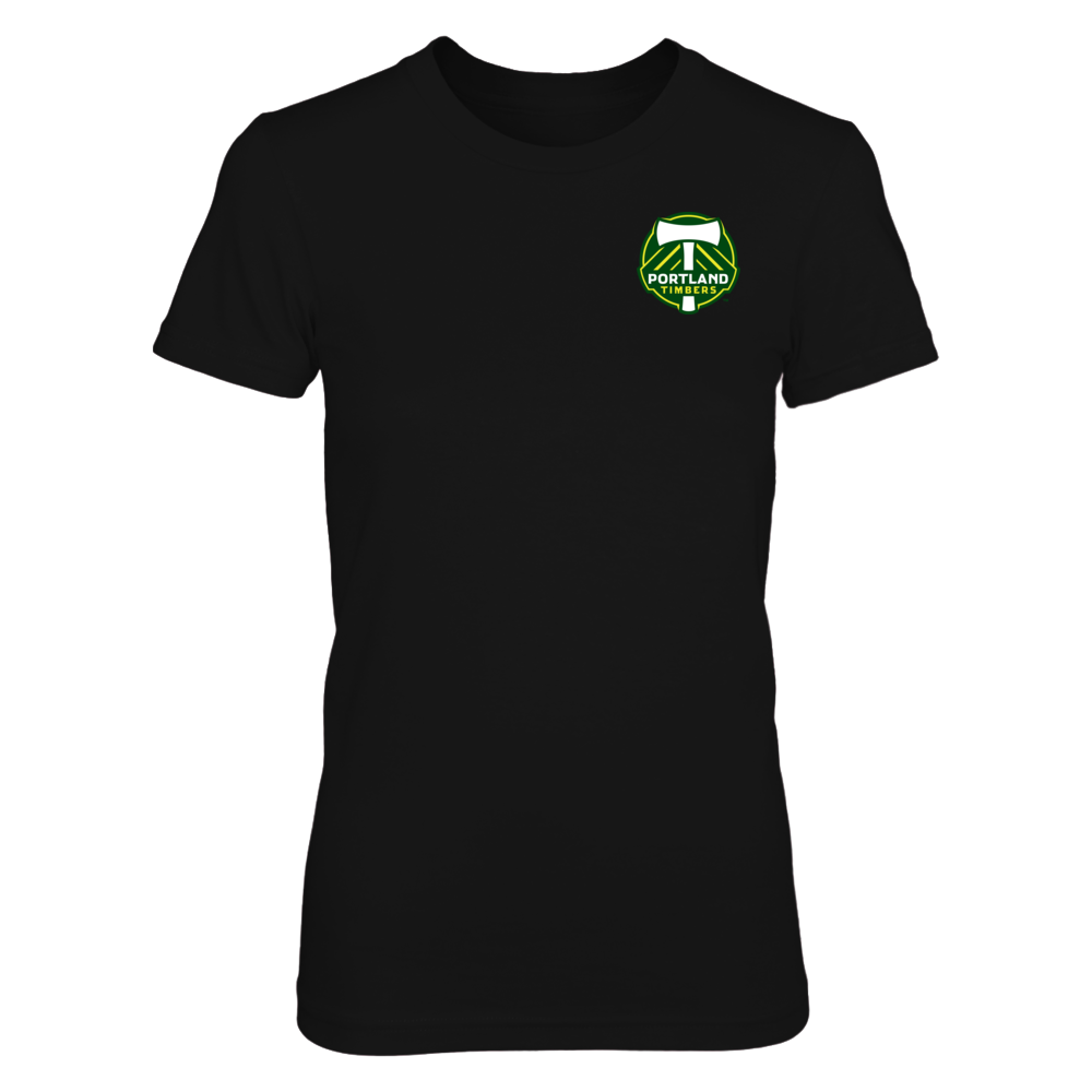 Portland Timbers Official Apparel Front picture