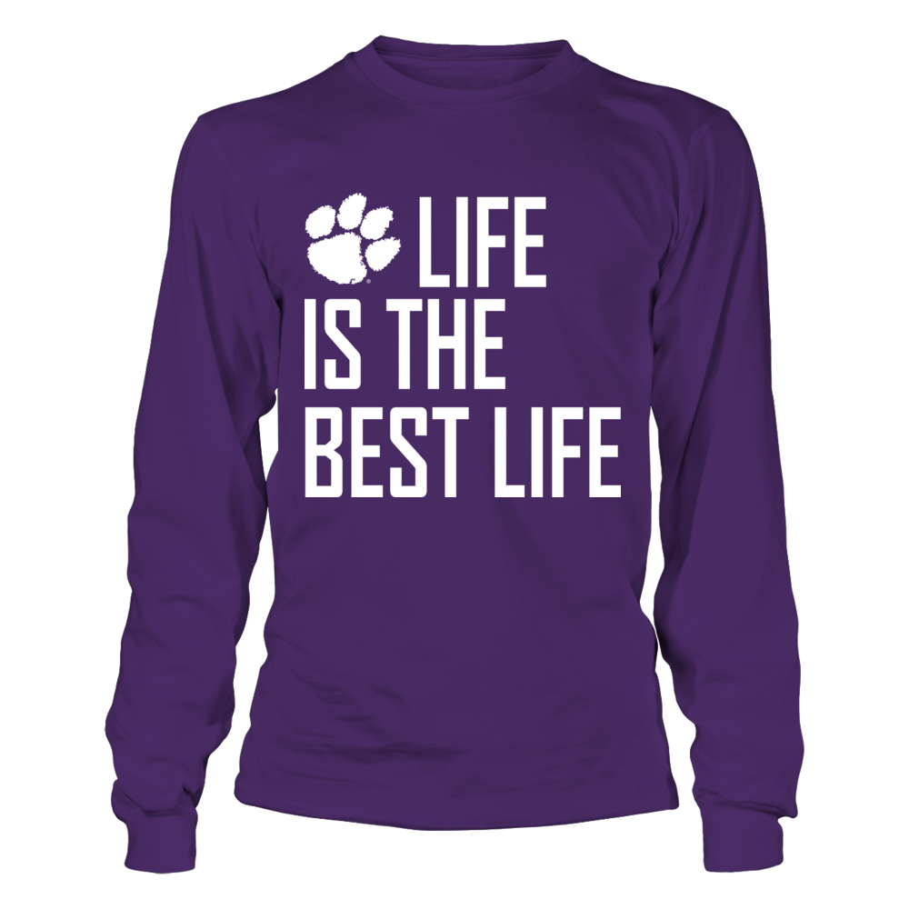 Clemson Tigers - The Best Life Front picture