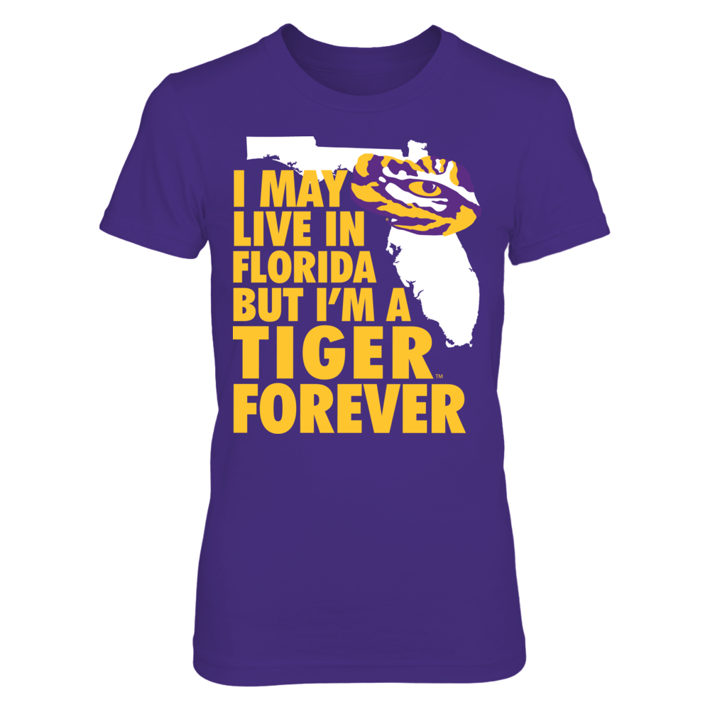 LSU Tigers - Out of State Florida Front picture