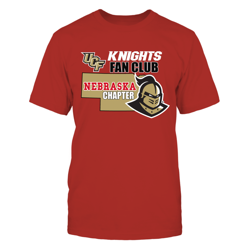 University Central Florida Football Fan Club - Nebraska Chapter Front picture