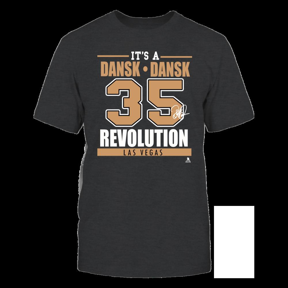 Oscar Dansk - Las Vegas Dance Dance Revolution Front picture