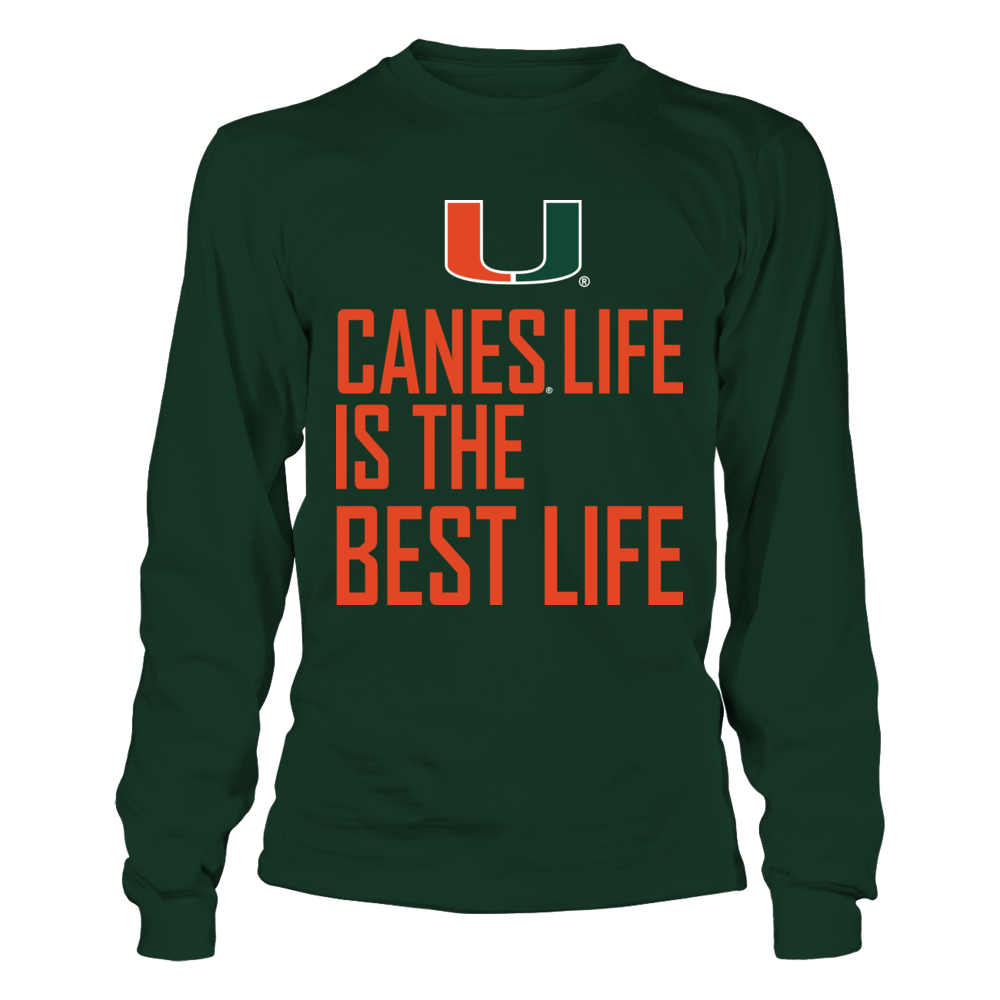Miami Hurricanes - The Best Life Front picture