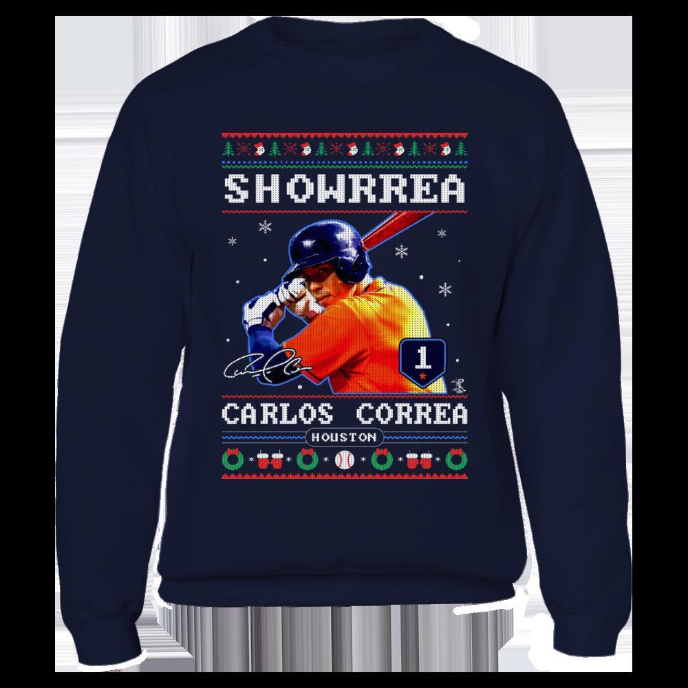 Carlos Correa - Showrrea - CHRISTMAS PLAYER Front picture