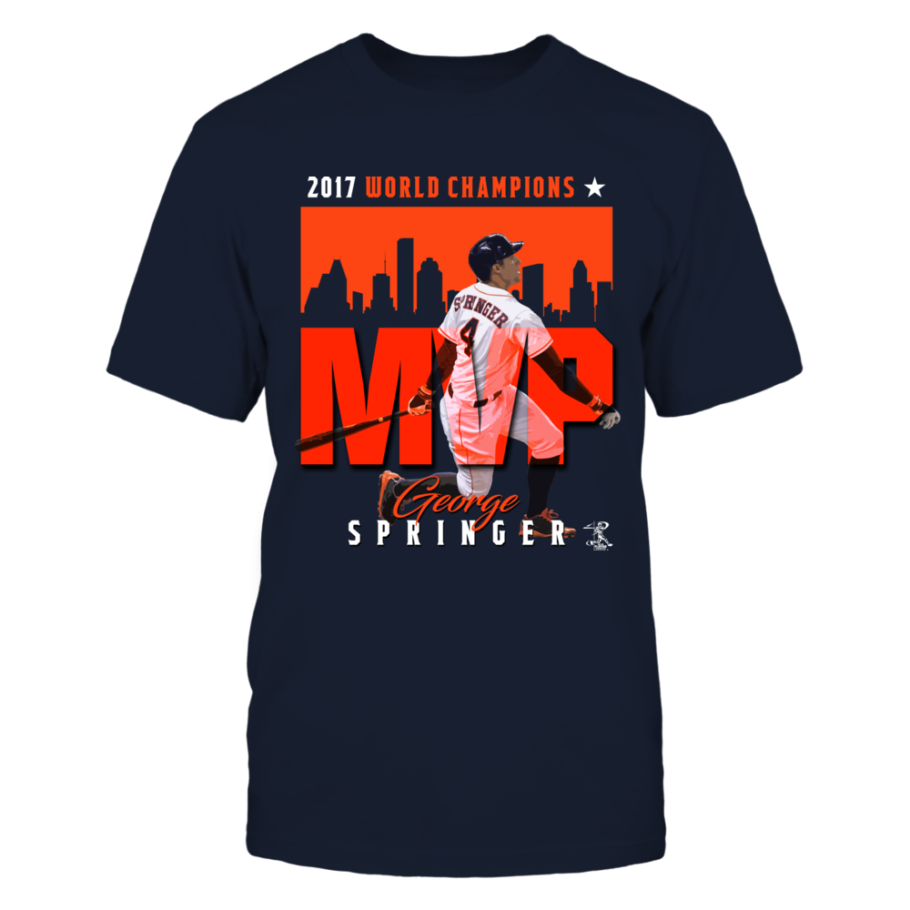 World Champion'17 - George Springer Front picture