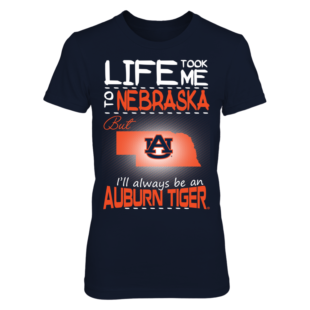 Auburn Tigers - Life Took Me To Nebraska Front picture