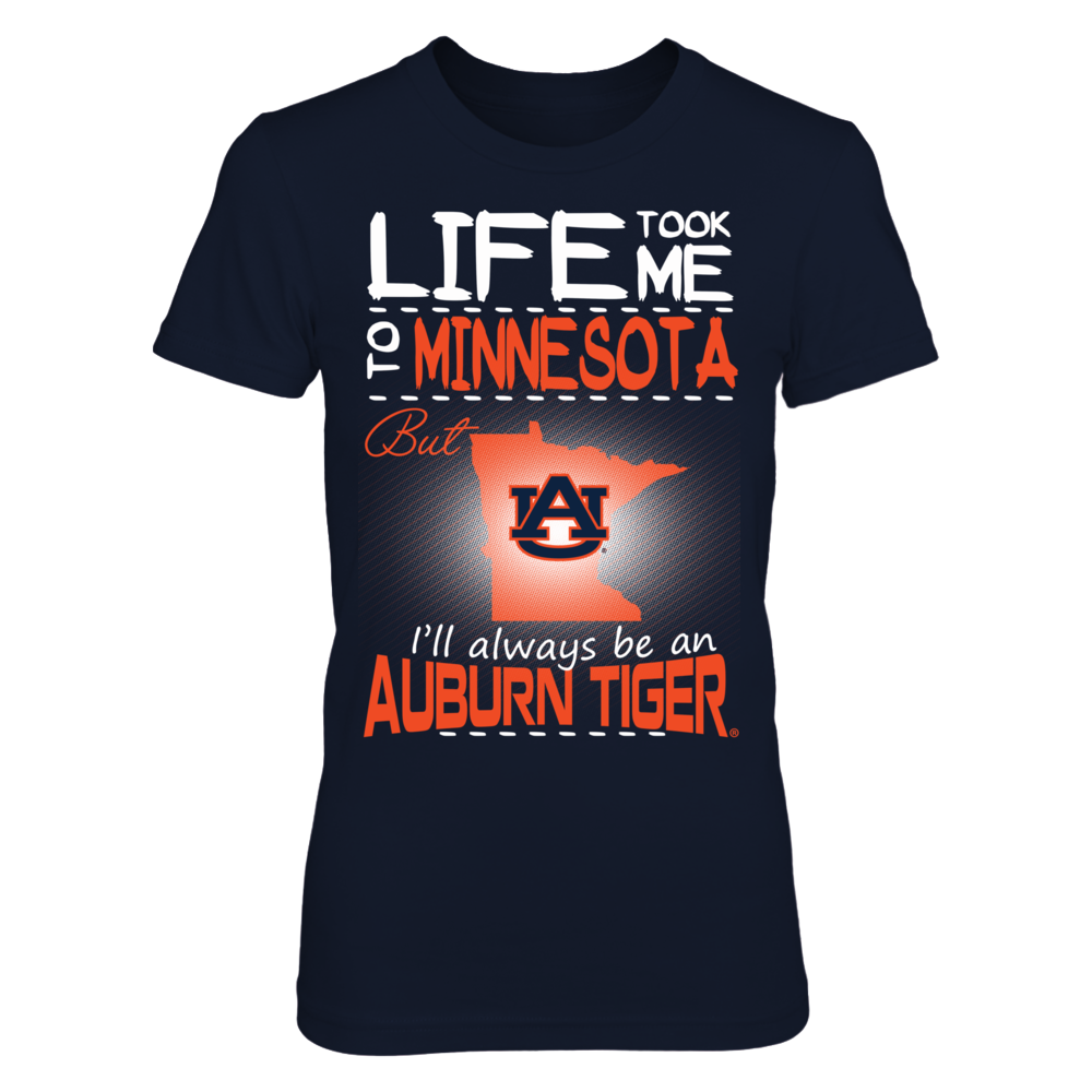 Auburn Tigers - Life Took Me To Minnesota Front picture