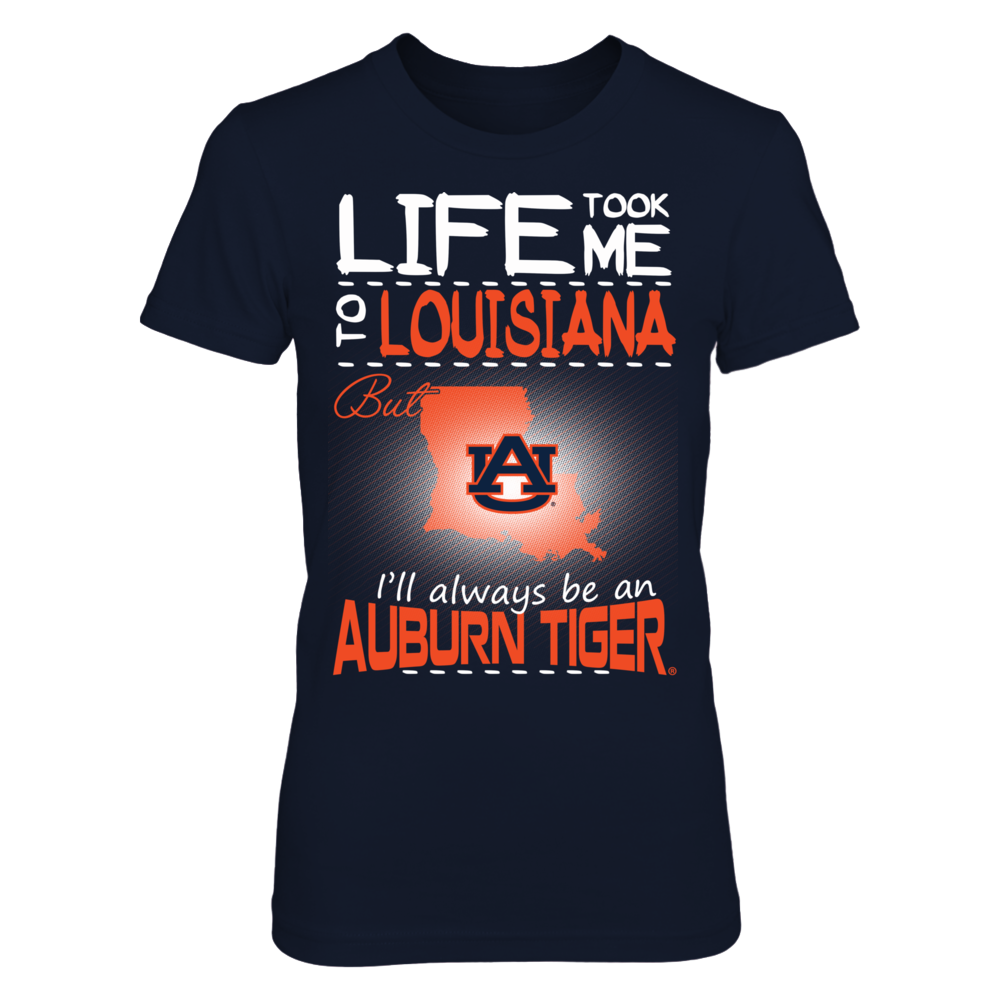 Auburn Tigers - Life Took Me To Louisiana Front picture