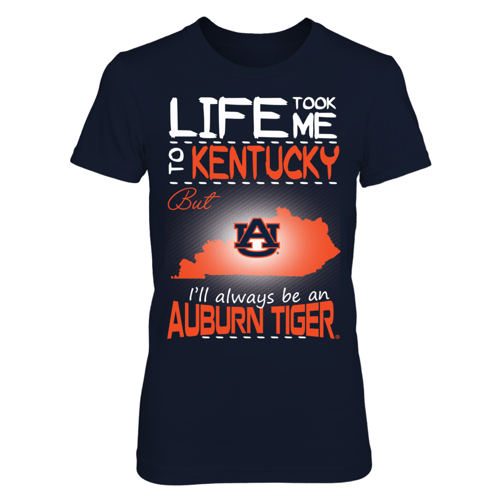 Auburn Tigers - Life Took Me To Kentucky Front picture