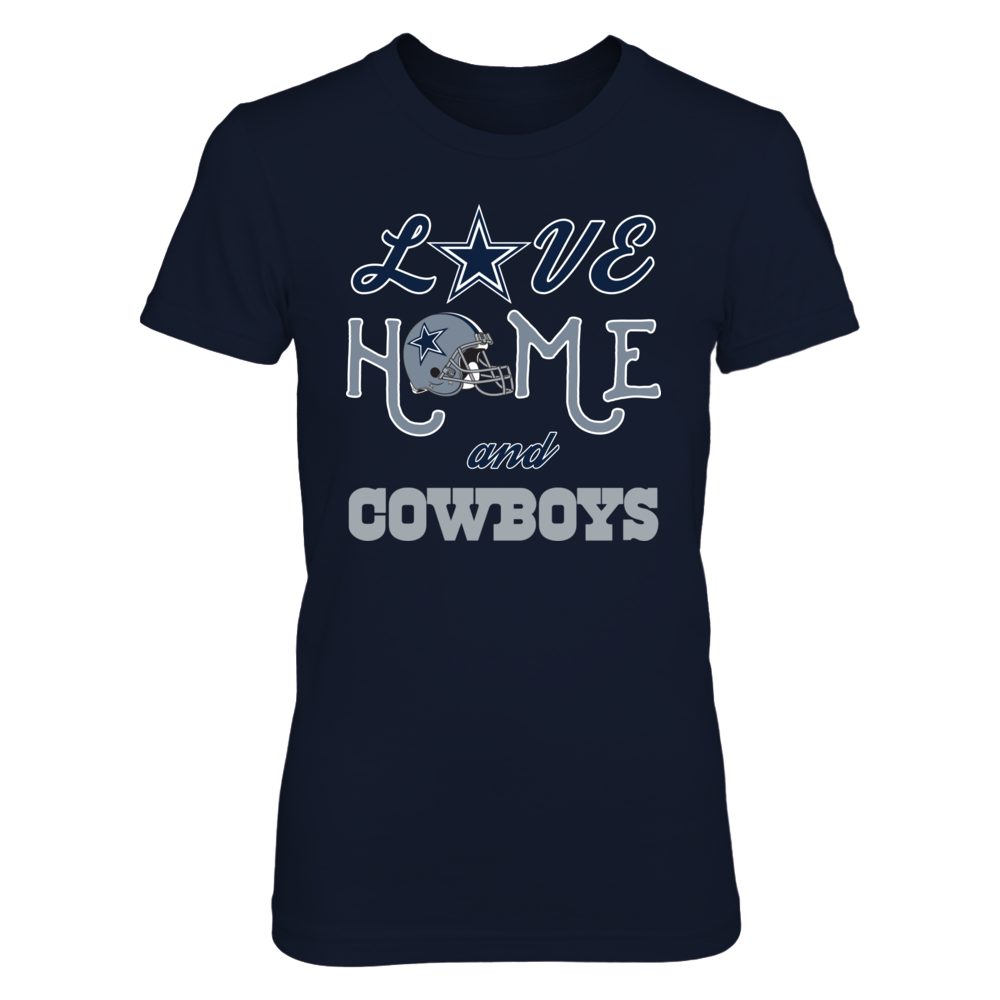 Dallas Cowboys, Love, Home and Cowboys Front picture