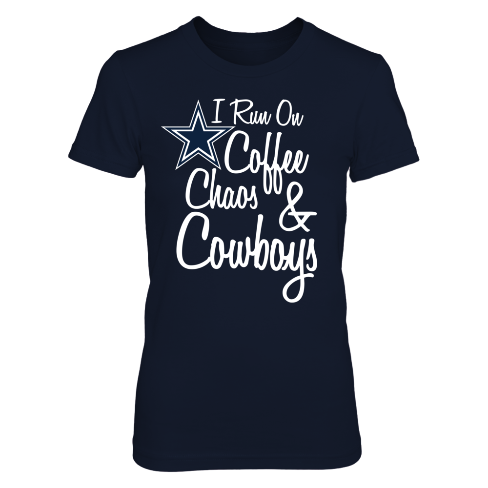 Dallas Cowboys - Coffee Chaos Cowboys Front picture