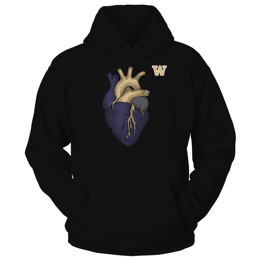 Limited Edition Washington Hoodie Front picture