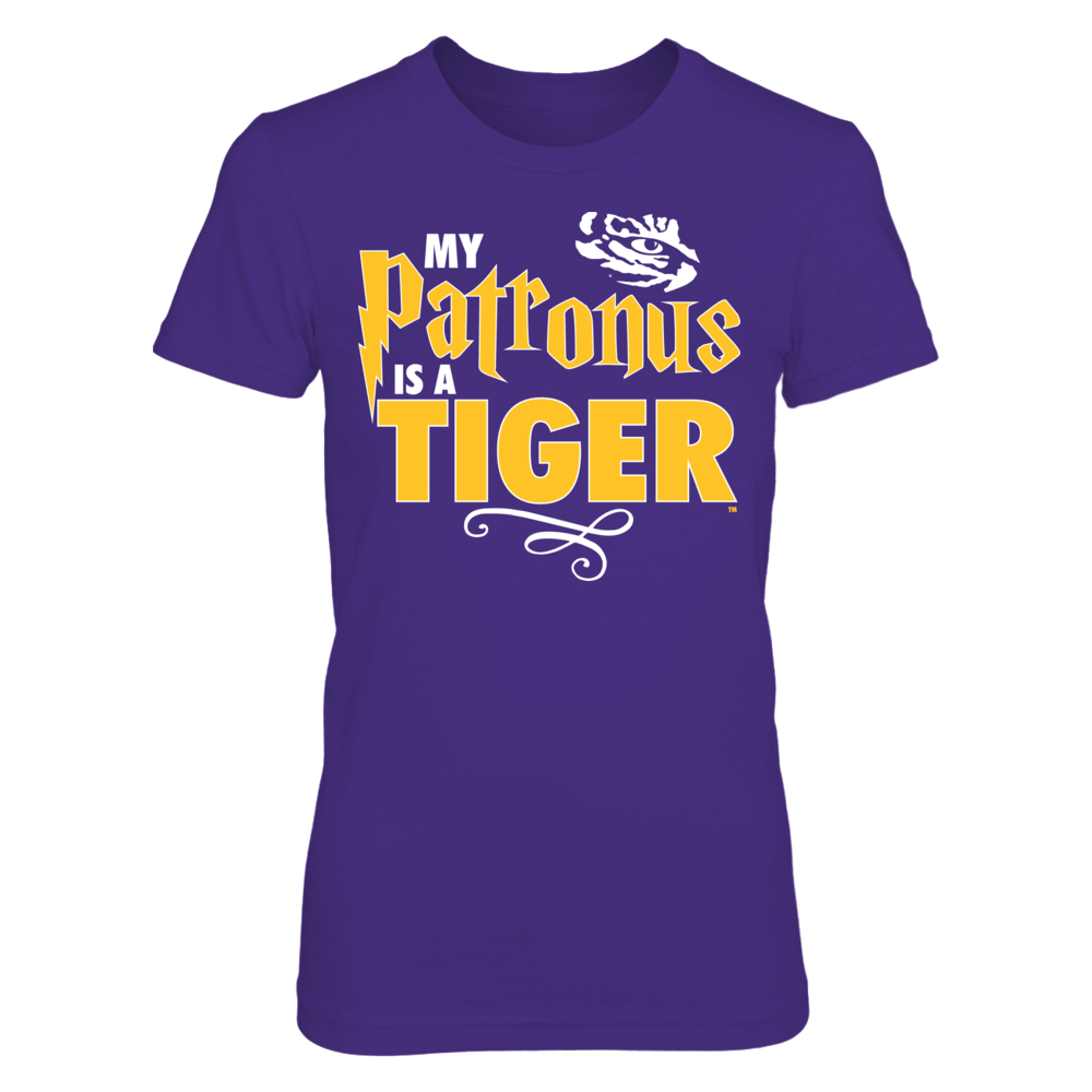 My Patronus - LSU Tigers Front picture