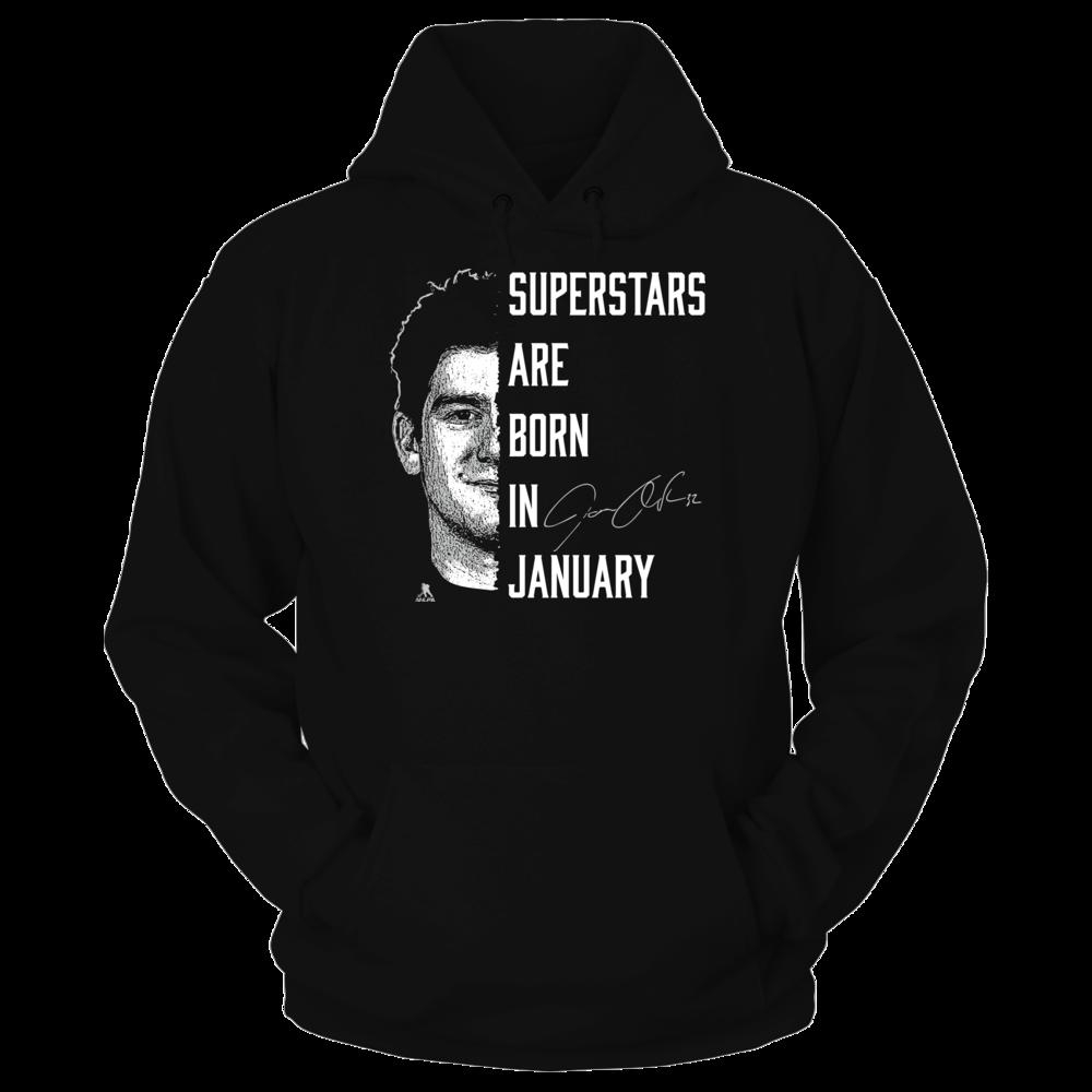 Jonathan Quick Jonathan Quick - Superstars Are Born In January FanPrint