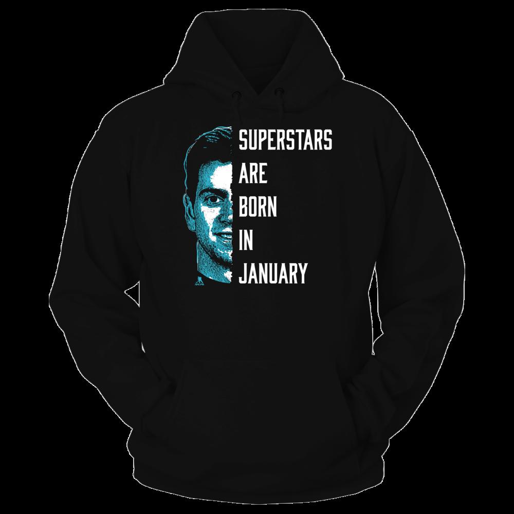 Martin Jones Martin Jones - Superstars Are Born In January FanPrint