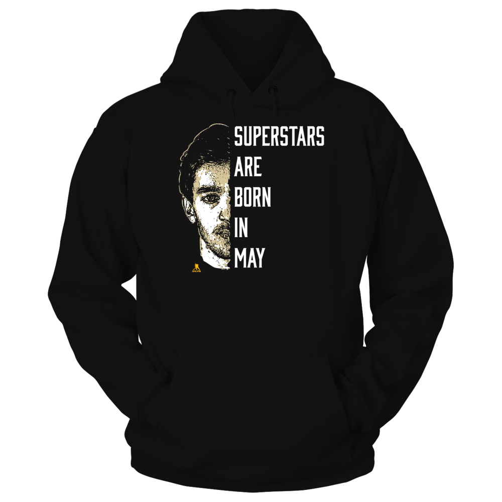 Matt Murray Matt Murray - Superstars Are Born In May FanPrint
