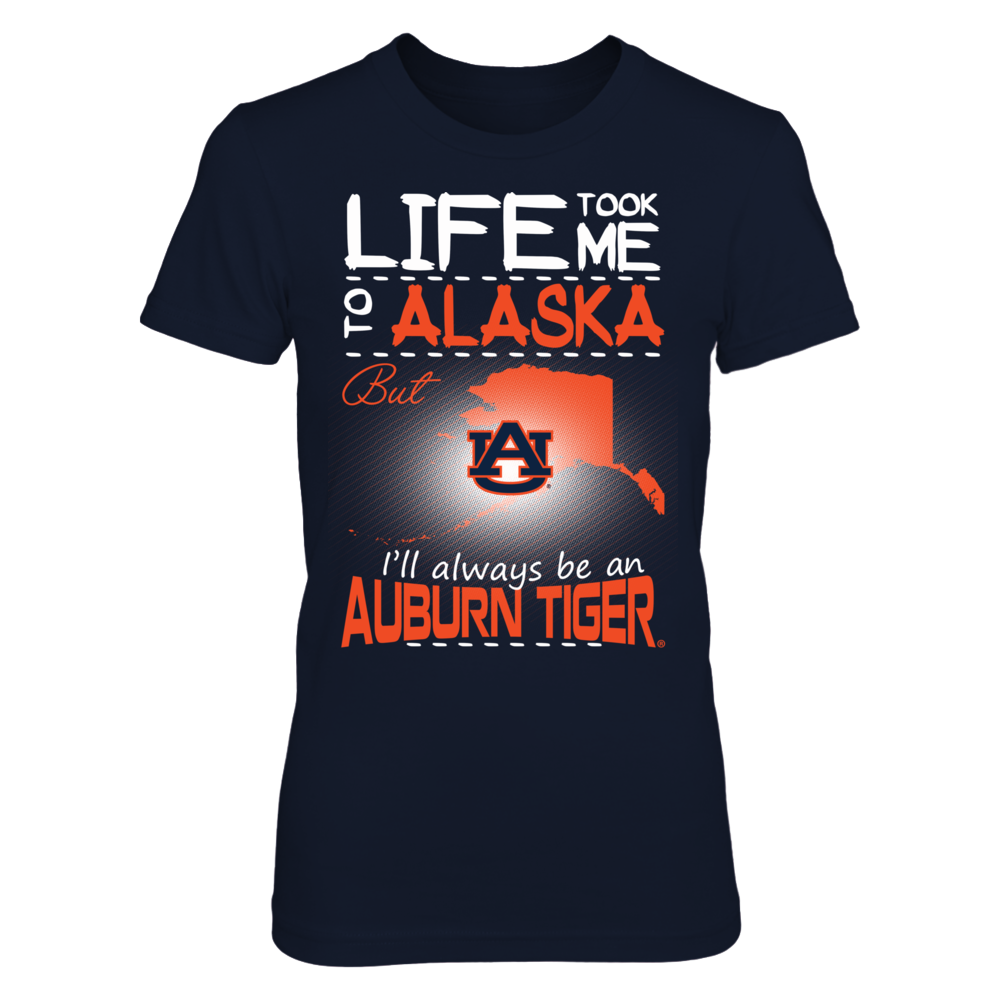 Auburn Tigers - Life Took Me To Alaska Front picture