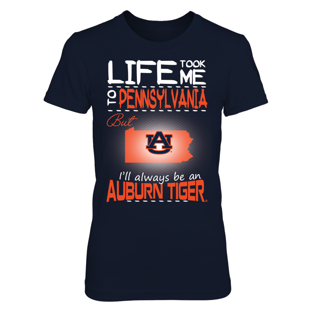 Auburn Tigers - Life Took Me To Pennsylvania Front picture
