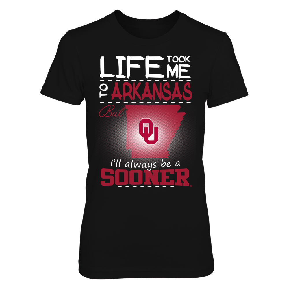 Oklahoma Sooners - Life Took Me To Arkansas Front picture