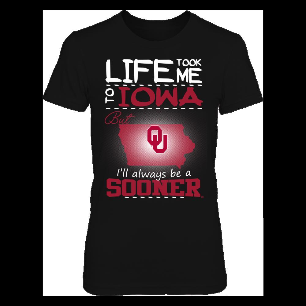 Oklahoma Sooners - Life Took Me To Iowa Front picture