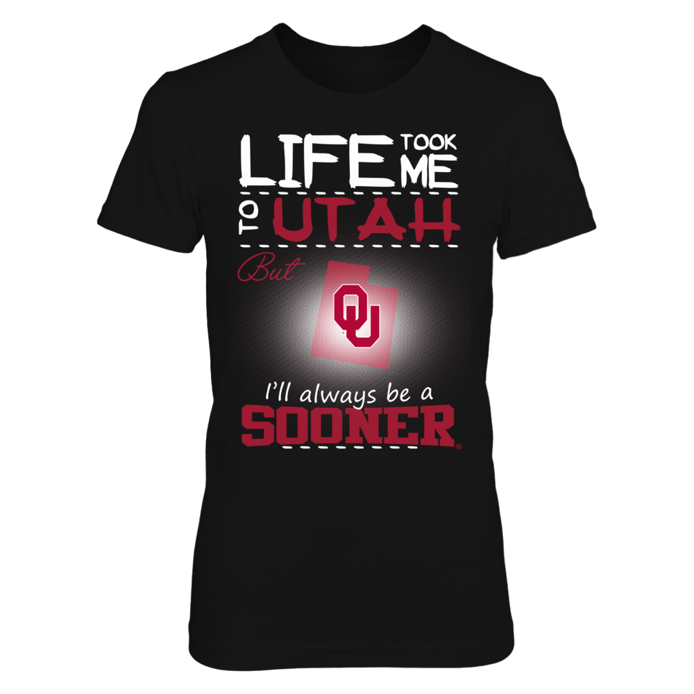 Oklahoma Sooners - Life Took Me To Utah Front picture
