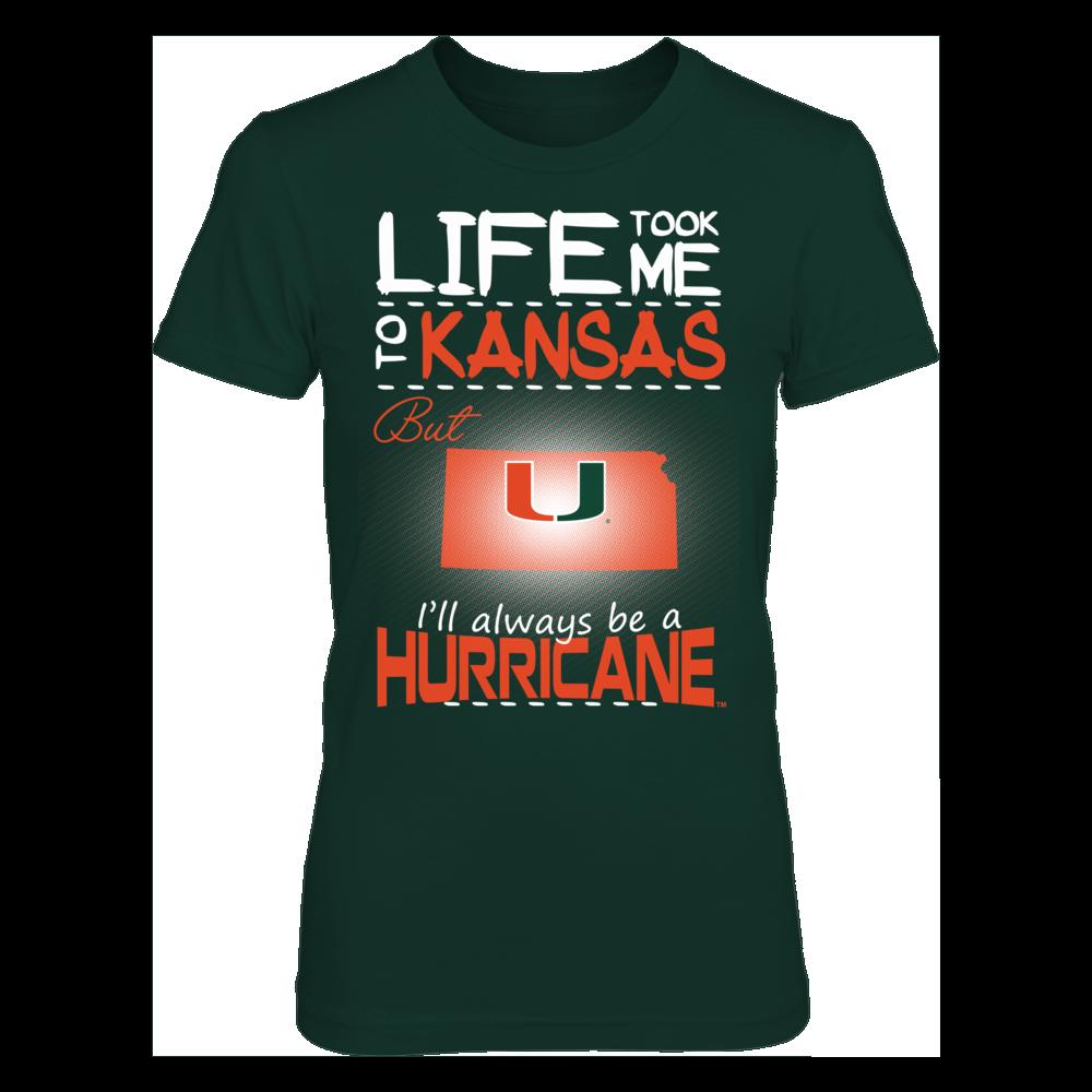 Miami Hurricanes - Life Took Me To Kansas Front picture