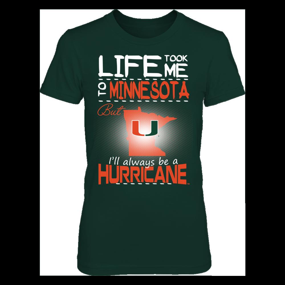 Miami Hurricanes - Life Took Me To Minnesota Front picture