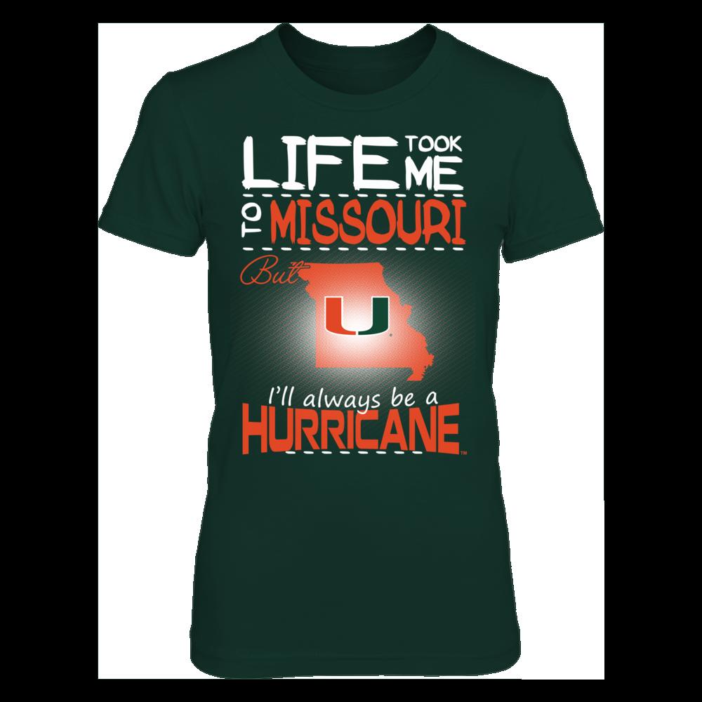 Miami Hurricanes - Life Took Me To Missouri Front picture