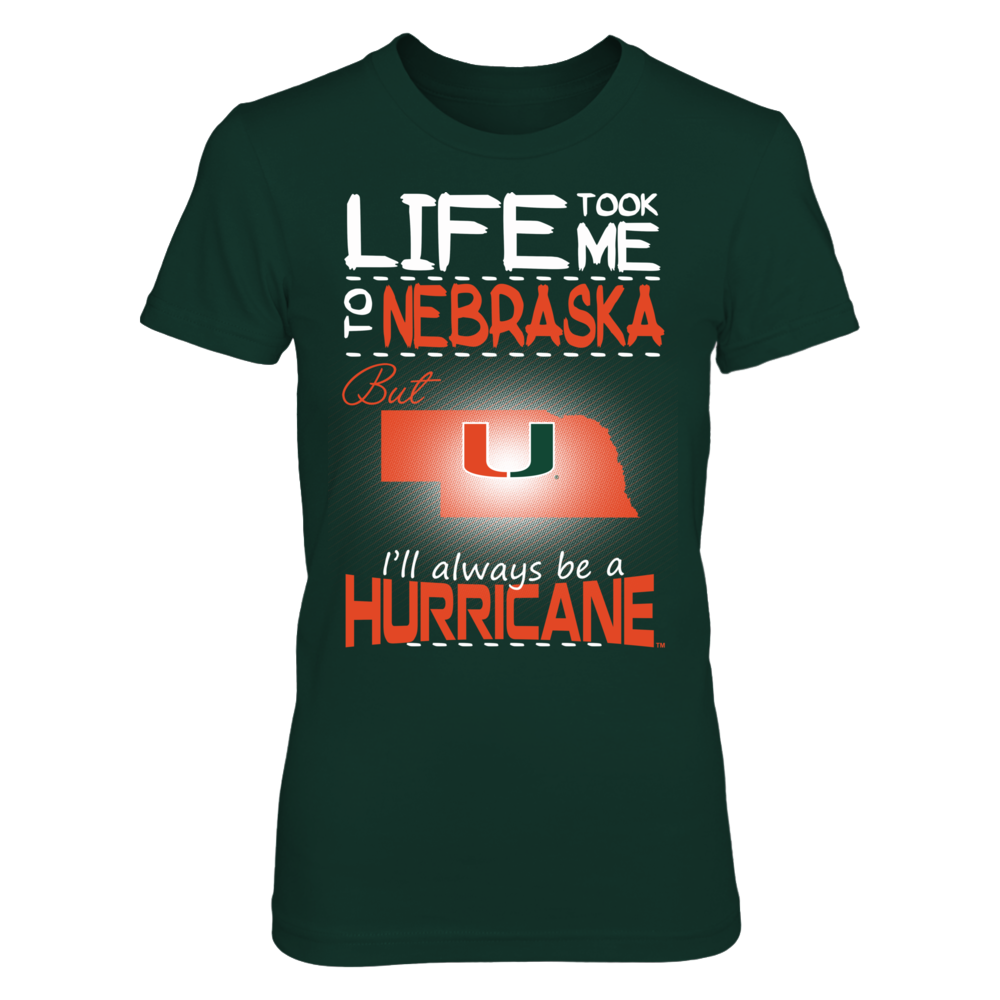 Miami Hurricanes - Life Took Me To Nebraska Front picture