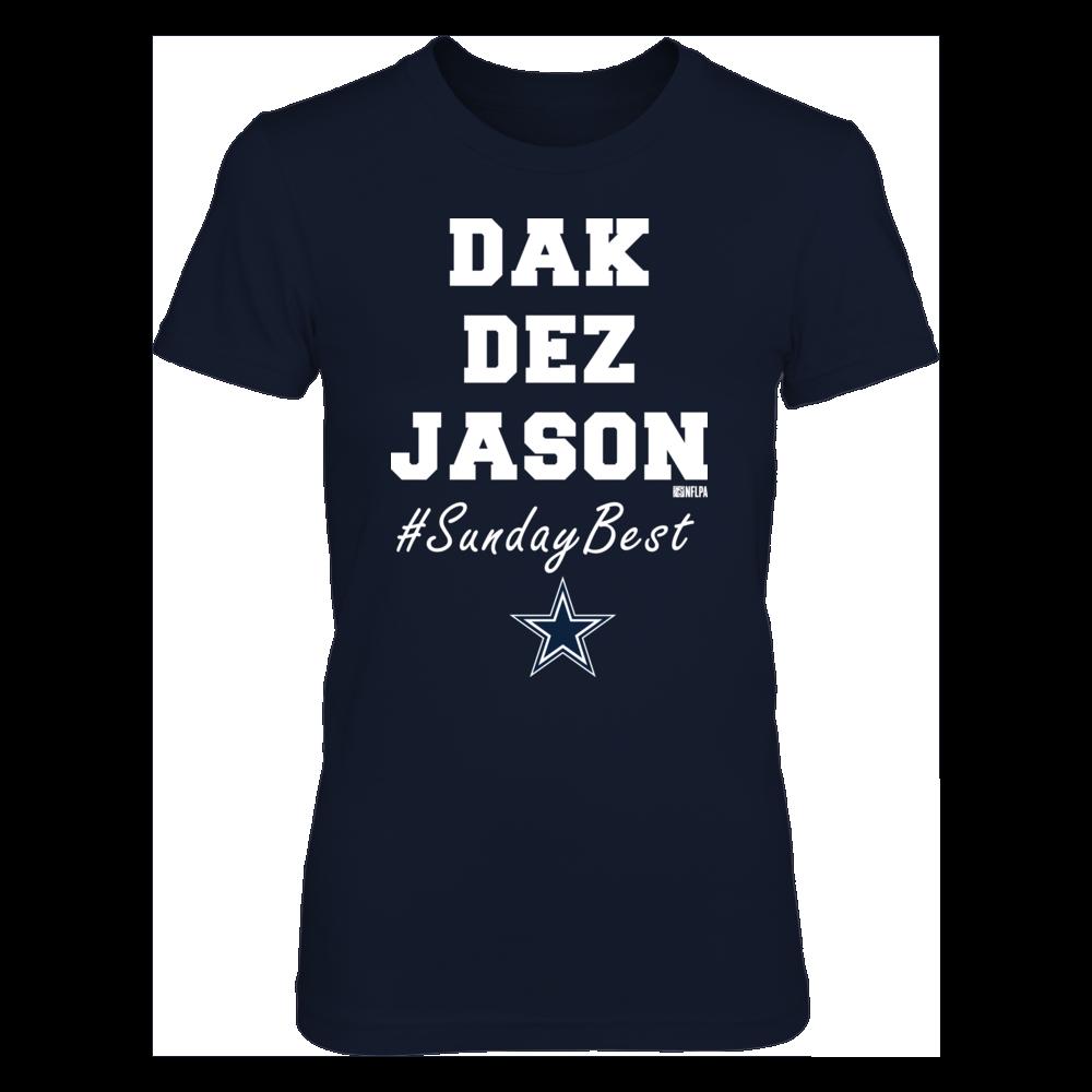 Dallas Cowboys - Dak Dez Jason Front picture