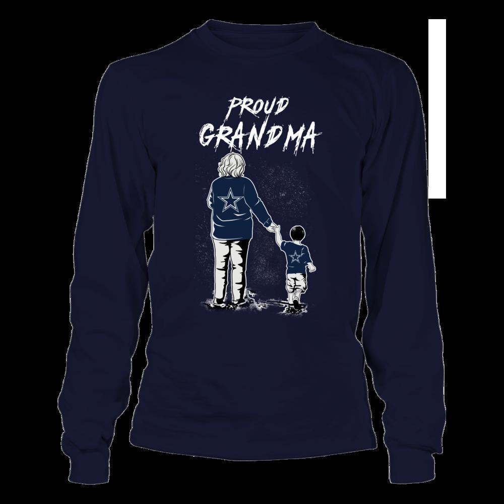 Dallas Cowboys - Proud Grandma Cowboys: Grandson Front picture