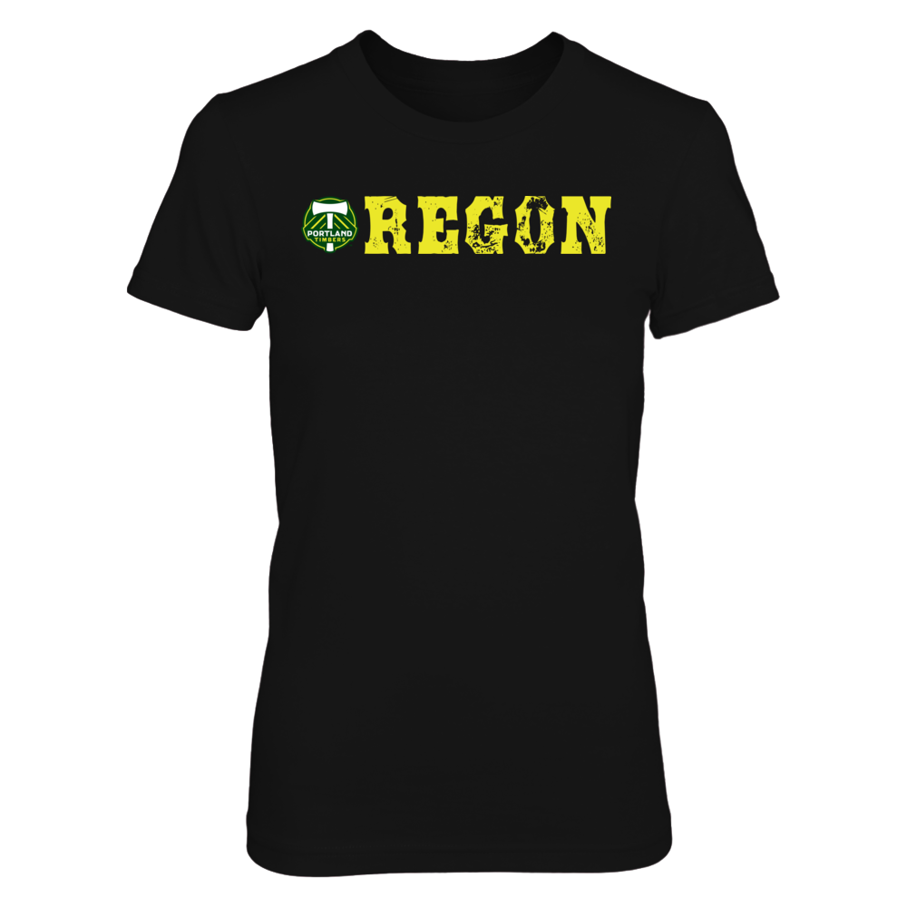 OREGON - Portland Timbers Official Apparel Front picture