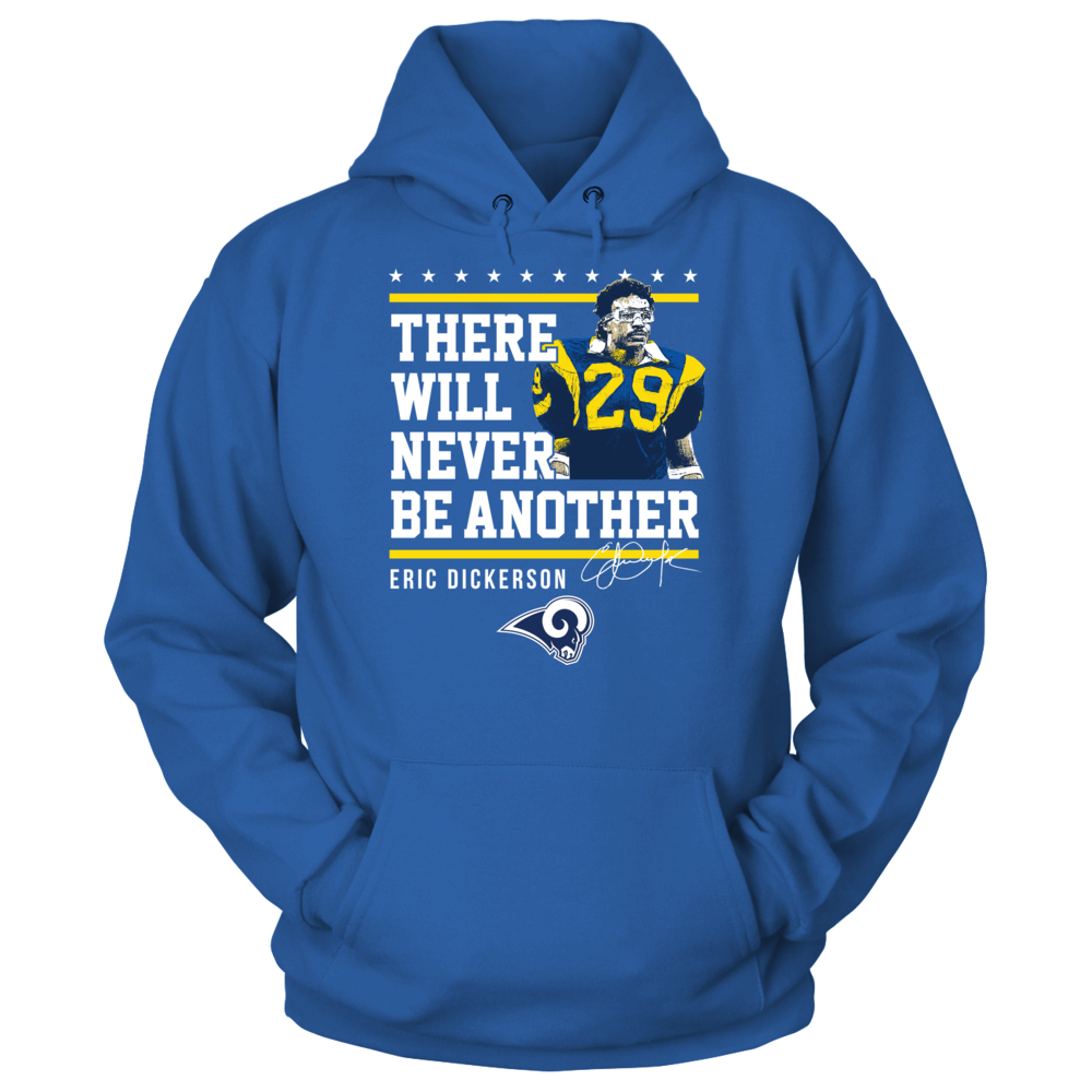 Los Angeles Rams Los Angeles Rams - Never Be Another Eric Dickerson FanPrint