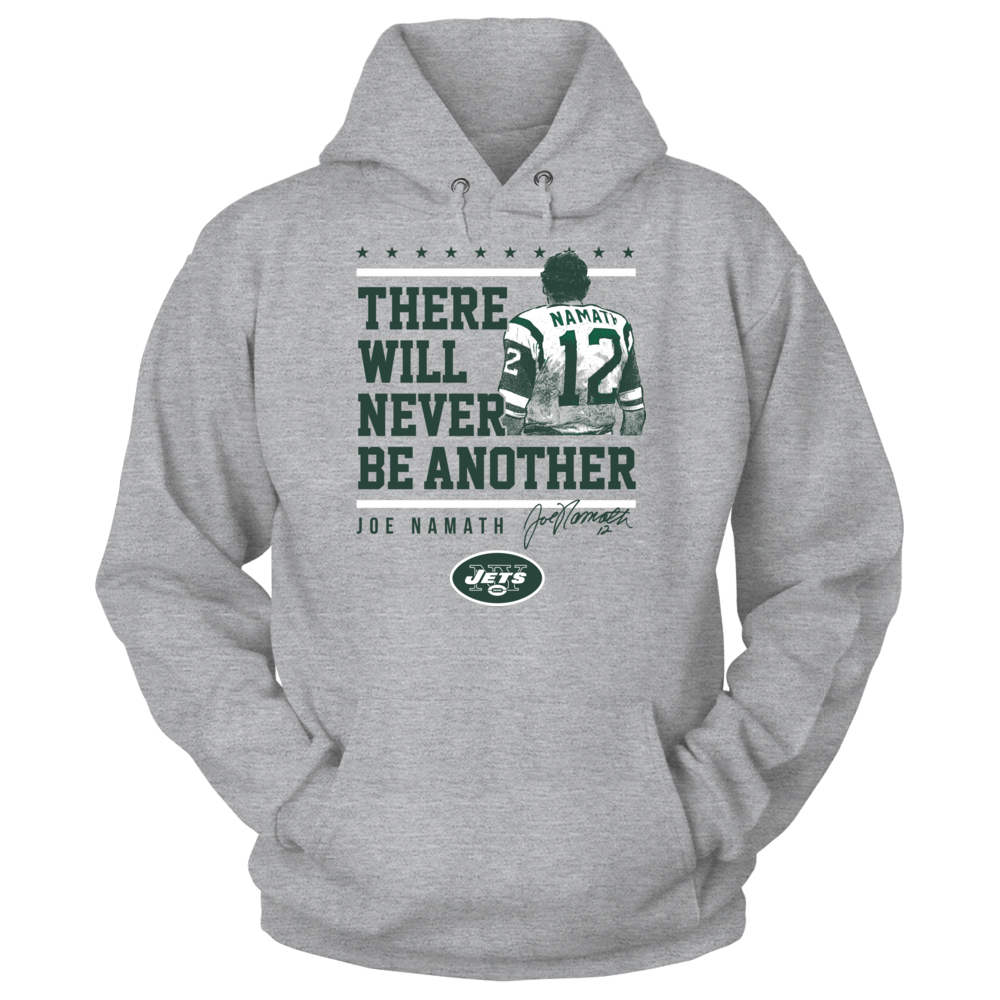 New York Jets - Never Be Another Joe Namath Front picture