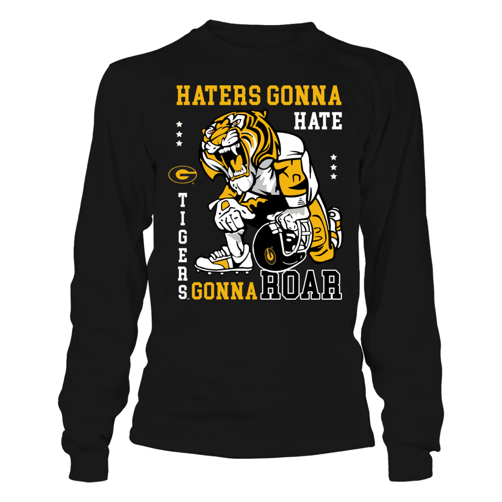 Grambling State Tigers - Haters Gonna Hate Front picture