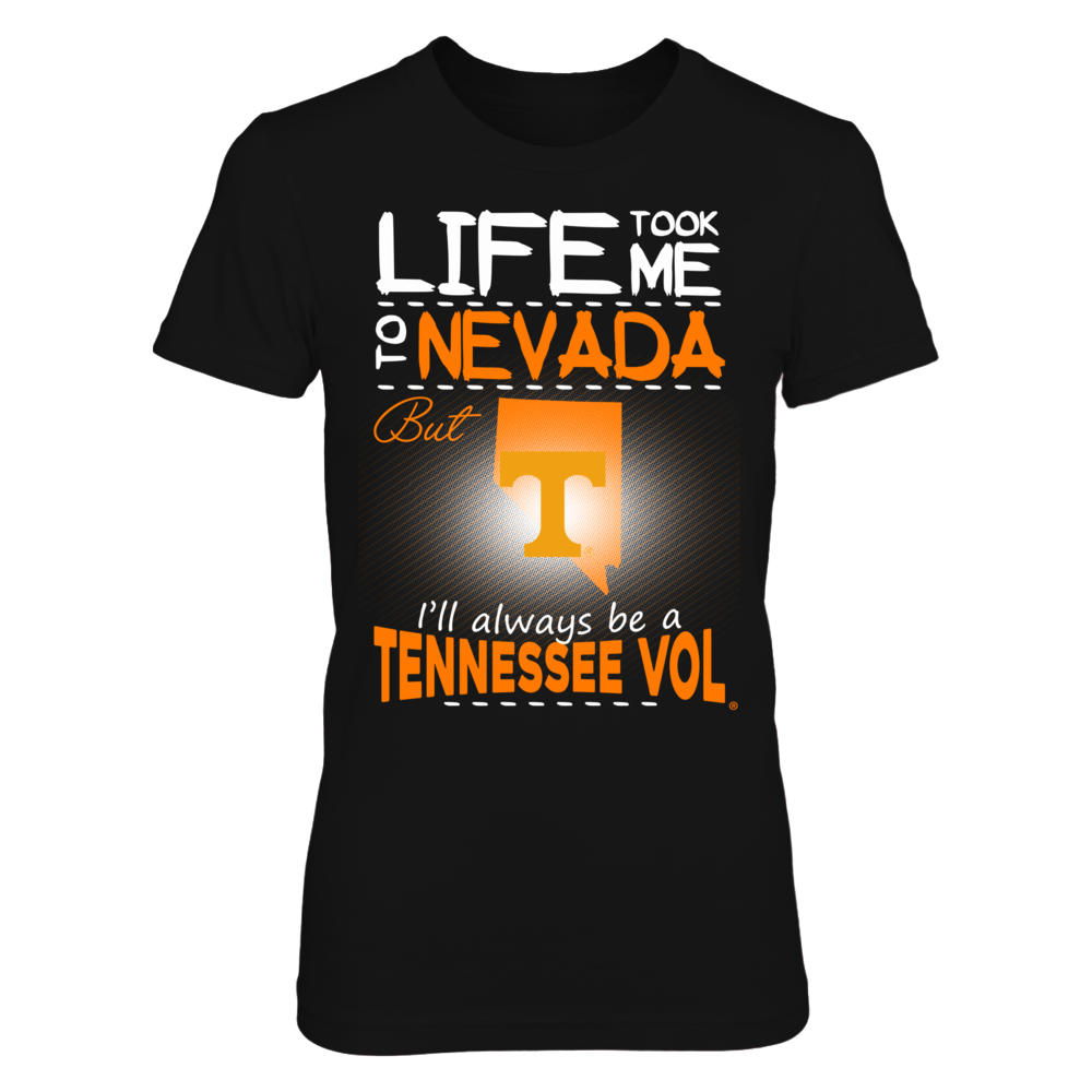 Tennessee Volunteers - Life Took Me To Nevada Front picture