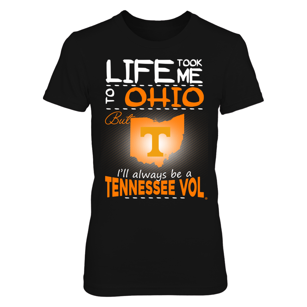 Tennessee Volunteers - Life Took Me To Ohio Front picture