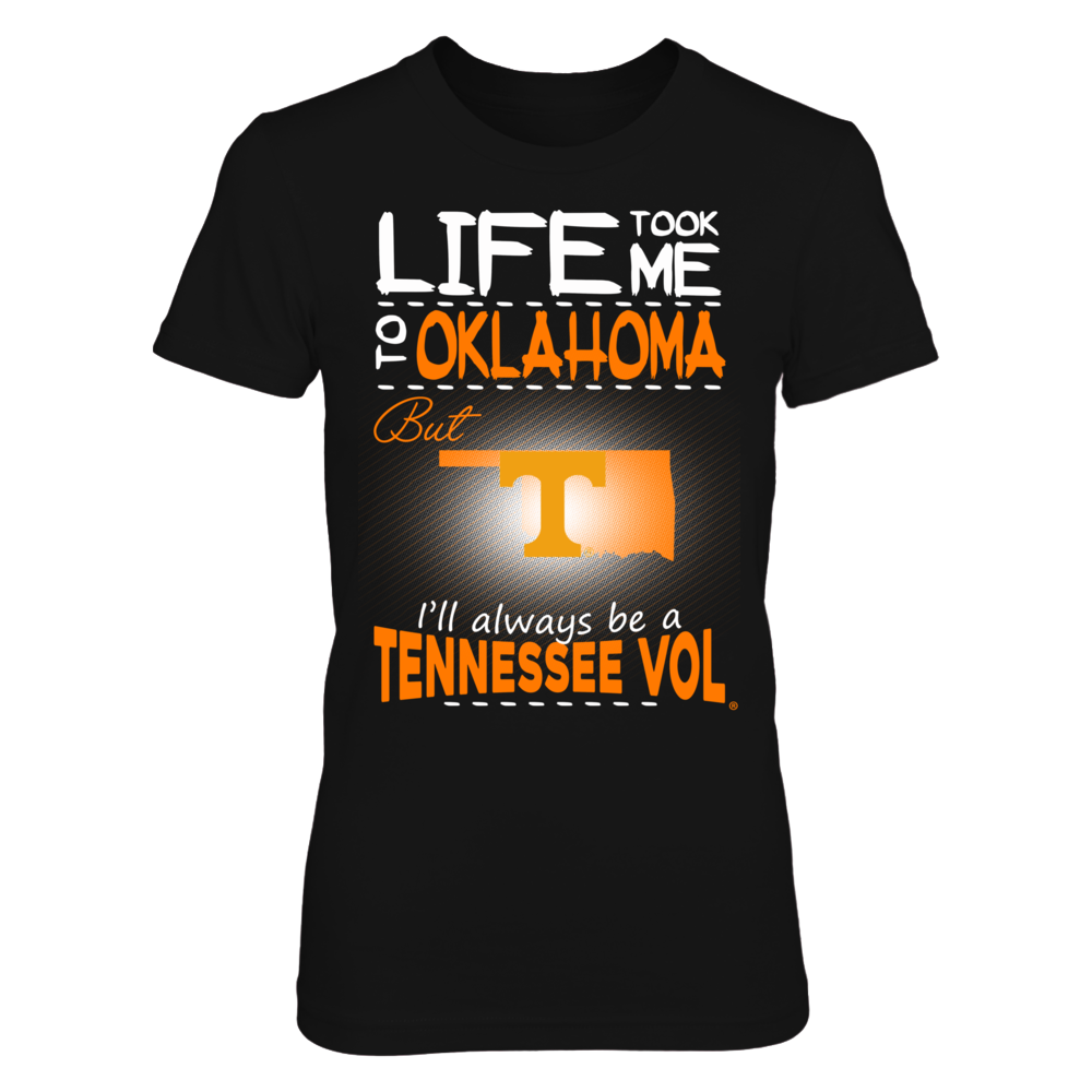 Tennessee Volunteers - Life Took Me To Oklahoma Front picture