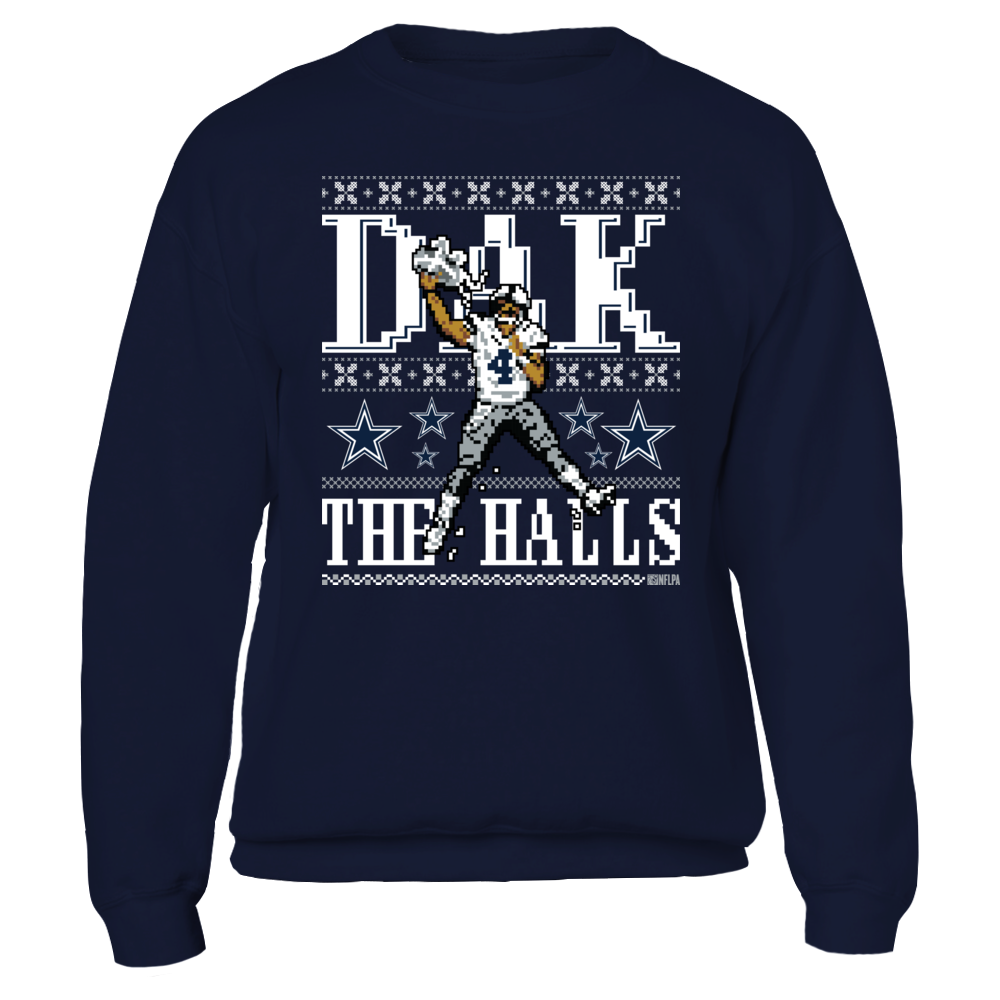 Dak The Halls! Front picture
