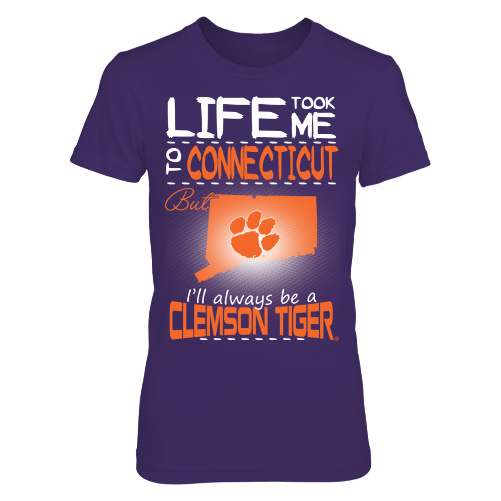 Clemson Tigers - Life Took Me To Connecticut Front picture